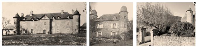 Châteaux de la commune