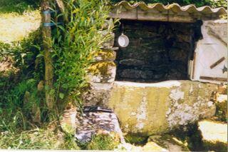 Fontaine du Garrigue
